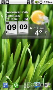 3D Digital Weather Clock 3.6.2